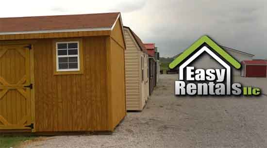 EasyRentals Storage Solutions
